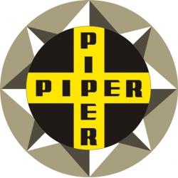 Piper Aircraft Logo,Decals!