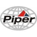 Piper Aircraft Emblem,Decals!