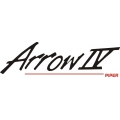 """Piper Arrow IV Decal/Sticker 4"""" high by 14"""" wide!"""