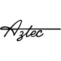"""Piper Aztec Decal 4"""" high by 12 1/2"""" wide!"""