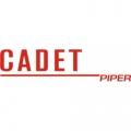 Piper Cadet Aircraft Decal,Sticker 3''high x 9 1/2''wide!