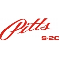 Pitts S-2C Aircraft Logo,Decals!