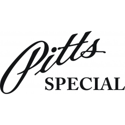 Pitts Special Aircraft Decal/Vinyl Sticker!