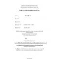 Blanik B1-PW-5 Sailplane Flight Manual 2001