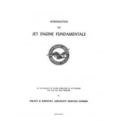Pratt & Whitney Introduction to Jet Engine Fundamentals PN 364011  1958