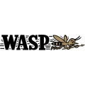 Wasp Logo! Sticker/Decals/Vinyl Graphics 22 wide by 4 high!