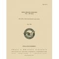 Pratt & Whitney Specific Operating Instruction Wasp Jr. SB3 Engines 1946