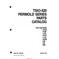 Continental TSIO-520 Permold Series Parts Catalog X30580A $13.95