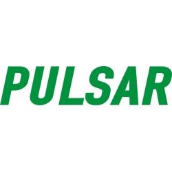 Pulsar Aircraft Decal/Sticker 3''h x 14.5''w!