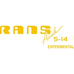 Rans S14 Airaile Experimental Aircraft Logo,Decals!