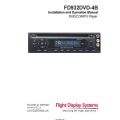 FD932DVD-4B Flight Display Systems Installation and Operation Manual 2009 $13.95