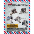 Rotax 503-447-582-618 UL Illustrated Parts Catalog 899.487 $13.95