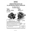 Rotax 912 UL-ULS-A-F-S 914-UL-F Illustrated Parts Catalog 899 429 $9.95