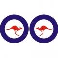 Australia Aircraft Insignia Decals!