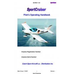 SportCruiser Pilot's Operating Handbook SC-POH-1-1-01
