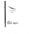 Schweizer 1-26 Sailplane Model A thru E Flight Erection Maintenance Manual $2.95