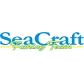 Seacraft Fishing Team Boat Logo Decal/Sticker!