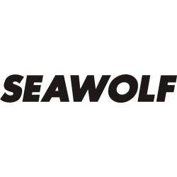 Seawolf Aircraft Decal,Sticker 2''high x 13''wide!