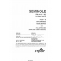 Piper PA-44-180 Seminole (SN 4496001 AND UP) Pilot's Operating Handbook and Flight Manual $19.95