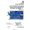 Cessna Citation Encore+ Model 560 (560-0751 THRU-5000) Flight Manual/POH 56MC-00 $19.95