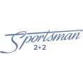 Sportsman 2+2 Aircraft logo,Decals!