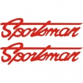 Sportsman Aircraft Decal,Stickers!