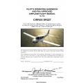 Cirrus SR22T Pilot's Operating Handbook and Flight Manual 13772-005 $13.95