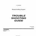 Lycoming SSP-475 Reciprocating Engine Trouble Shooting Guide 2006 $9.95