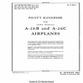 Douglas Army Models A-26B and A-26CPilot's Handbook AN 01-40AJ-1