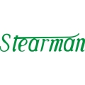 Stearman Aircraft Script Logo,Decals!