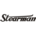 "Stearman Decal/Sticker 4"" high by 19"" wide!"