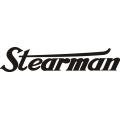 """Stearman Decal/Sticker 4"""" high by 19"""" wide!"""