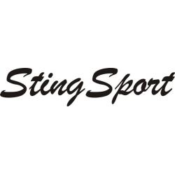 Sting Sport Aircraft Logo,Decals!