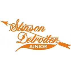 Stinson Detroiter Junior Aircraft Logo,Decals!