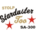 "Starduster SA-300 Aircraft Stickers Decal/Vinyl Sticker 10"" wide by 6.5""high! $12.95"