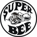 Super Bee Aircraft Decal,Stickers!
