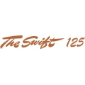 The Swift 125 Aircraft,Logo,Decals!