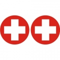 Switzerland Aircraft Insignia Decals!