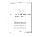 Taylorcraft Flight Operating Instructions for Army Models L-2, L-2A, L-2B and L-2M $ 6.95