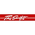 The Swift Aircraft Decal/Sticker 16.25''w x 3.5''h!