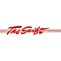 The Swift Aircraft Decal/Sticker 16.25''wide x 3.5''high!