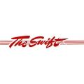 The Swift Aircraft Decal/Sticker 16.25''wide x 3.5''high!