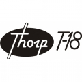 Thorp T-18 Aircraft Decal/Sticker
