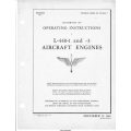 Ranger L-440-1 & L-440-3 Aircraft Engines Handbook of Operating Instructions  $4.95