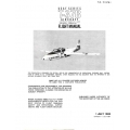 Cessna T-37B Series  Flight Manual/POH 1982-1984