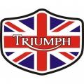 British Triumph Sticker/Decal !