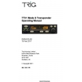 TRIG TT31 Mode S Transponder Operating Manual $9.95