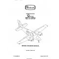 Beechcraft Baron 58TC-TCA Wiring Diagram Manual 106-590000-13B