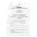 Grob Flight Handbook Twin - Astir  2.95