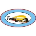 Twin Bee Aircraft Decal,Logo!